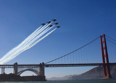 Fleet Week, Blue Angels